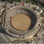 Sevilla Bull Ring (Bing Maps)
