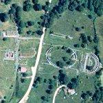 Roman ruins of Carsulae (Bing Maps)