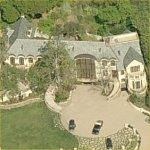 Gene Simmons' House (Birds Eye)