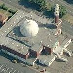 Birmingham Central Mosque (Birds Eye)