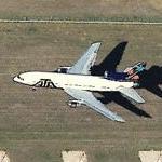 ATA L-1011 Approaching DFW
