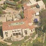Vincent Chase's House From Entourage (Birds Eye)