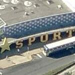 Disney World - All Star Sports Resort (Birds Eye)