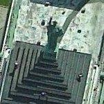 Statue of Liberty replica (Birds Eye)