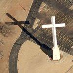 Giant Cross (Birds Eye)