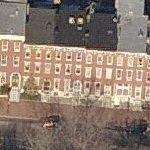 H. L. Mencken House (Birds Eye)