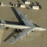 Stripped B-52 Stratofortress