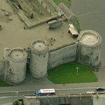 King John's Castle (Birds Eye)