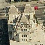 Hollywood Tower Apartments (Birds Eye)