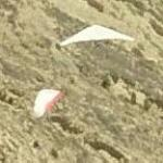 Paraglider & hang glider (Birds Eye)