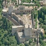 Al Hambra Fortress (Bing Maps)
