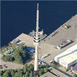Communications Tower (Birds Eye)