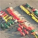 Buoy storage facility (Birds Eye)