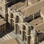Granada Cathedral (Bing Maps)