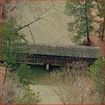 Poole's Mill Covered Bridge (Birds Eye)