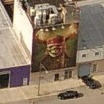 Scary Mural