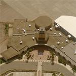 Original Lubbock Airport Terminal