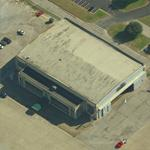 Original 1930s American Airlines hangar at KFTW (Birds Eye)