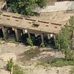 Abandoned rail viaduct (Birds Eye)