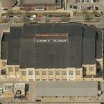 Pepsi Coliseum (Birds Eye)