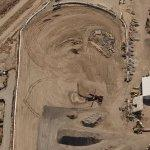 Demolition of Duke City Raceway (Birds Eye)