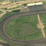 Lakeside Speedway on raceday