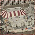 Circus Circus Casino (Birds Eye)