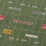 Molson Stadium (Bing Maps)