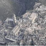 "UNESCO Site of ""Sassi di Matera"" (Birds Eye)"