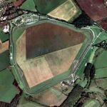 Castle Combe Circuit (Bing Maps)
