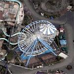 Ferris Wheel - Six Flags NE (Birds Eye)