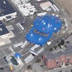 Big Apple Circus at Bayside Expo Center (Birds Eye)