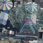 Ferris Wheel (Birds Eye)