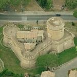 Ostia Antica Castle (Birds Eye)