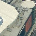 Prudential Center - home of the NJ Devils (Birds Eye)