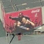 Coca Cola ad (Birds Eye)