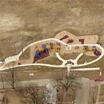 Butler Park Playground (Birds Eye)