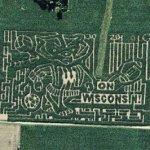 On Wisconsin maze (Bing Maps)