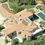 Jamie Foxx's House (Birds Eye)