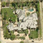 Brad Garrett's home (former) (Birds Eye)