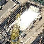 Filling The Drydock (Birds Eye)