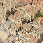 Burgos Cathedral (Birds Eye)