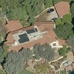 Jeff Bezos' home (Birds Eye)