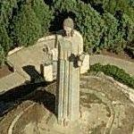 Cristo del Otero (Birds Eye)
