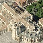 Cathedral of San Antolín (Birds Eye)