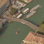 Ponte dell'Accademia (Birds Eye)