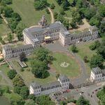 Schloss Philippsruhe (Birds Eye)