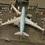 Korean Air HL7494 (Birds Eye)