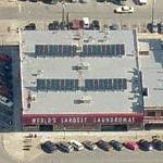 World's Largest Laundromat (Birds Eye)