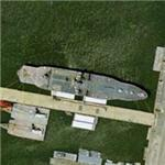 Command Ship USS Mount Whitney (LCC-20) (Bing Maps)
